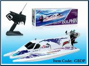 The Dolphin boat