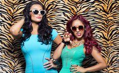 MTV is staying in the Snooki & JWOWW business, but is also adding additional scripted projects to its slate, the network announced at its upfront. Snooki And Jwoww, Nicole Snooki, 2000s Fashion, Fashion Outfits, Marriage Boot Camp, Nicole Polizzi, Emission Tv, Finding Carter, Mtv Movie Awards