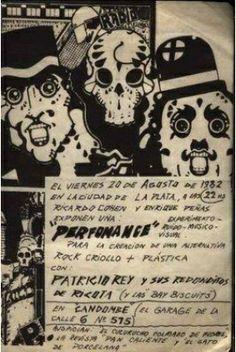 CANDOMBE (La Plata) - VIERNES 20/8/82