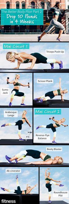 Get Tighter - Fitnessmagazine.com