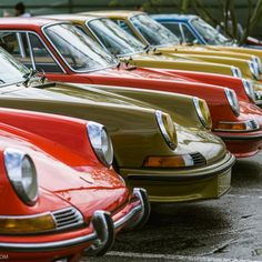 Only the Air-cooled Need Apply - Petrolicious