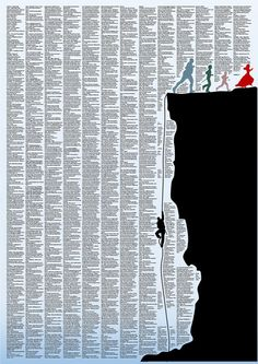 The PRINCESS BRIDE full movie script/story poster by TousledWolf