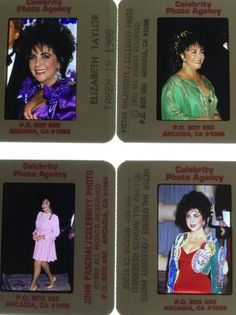 More than 280 photo negatives of Elizabeth Taylor are crossing the auction block May 8. Bid now on Proxibid.