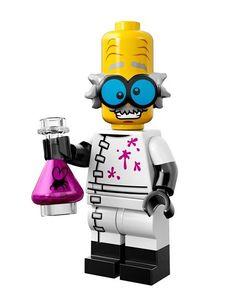 Lego 71010 Series 14 Monster Scientist