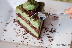 Raw Mint Avocado Cake Photobucket