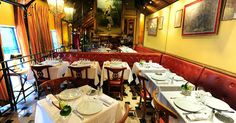 Le Procope, , uno de los cafés en París que hay que visitar