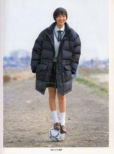 Pin on Raf simons Pin on Raf simons 80s Fashion, Korean Fashion, Fashion Outfits, Japanese Street Fashion, Japanese Streets, Japanese Beauty, Japanese Girl, Aesthetic Japan, Cool Poses
