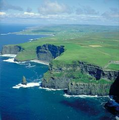 Irlanda frente al mar