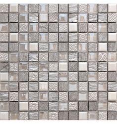 Marockanskt kakel online för badrum och kök på Kakelmonster | Mosaik Taj Mahal 30x30