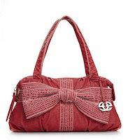 Macy's Handbag Sale: Up to 65% off + extra 25% off!  Red by Marc Ecko Handbag, Gift Wrap Satchel  $44.24 (Reg. 79.00)  macys.com