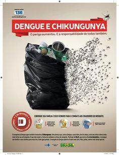 Dengue - Ministério da Saúde on Behance