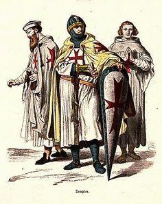 Héraldie: Le costume médiéval 1