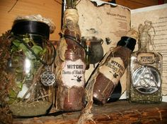 #witch #herbs #crystals #pagan #cauldron #incense #witchcraft #magic