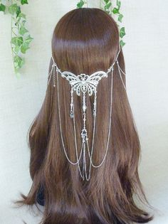 Headpieces for elves  LARP  Arwen  Medieval  Gothic by elfenportal