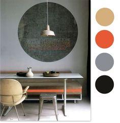 Soft pasetl color combos via WABI SABI Scandinavia - Design, Art and DIY.