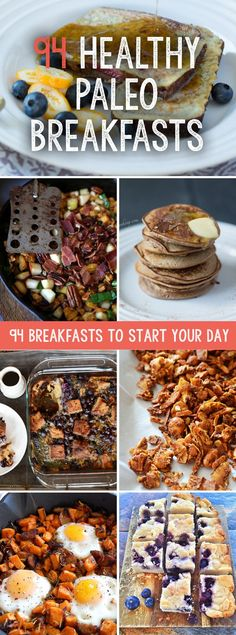 We have collected 94 amazing, healthy and nutritious paleo breakfast recipes for you to start your day with. Whether you follow the Paleo lifestyle strictly, want to start giving it a chance or simply want to try some new, delicious recipes for breakfast, this is the article for you.