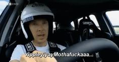 When he said this. | The 10 Best Moments Of Benedict Cumberbatch's Top Gear Appearance