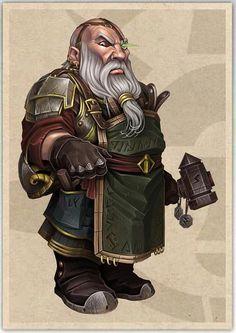 Dwarf Alchemist 2.0 - final by Serg-Natos