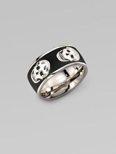 too bad my fingers are always too small for alexander mcqueen rings. sadface.