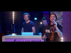 Matt Simons - Catch & Release (Deepend Remix) - RTL LATE NIGHT