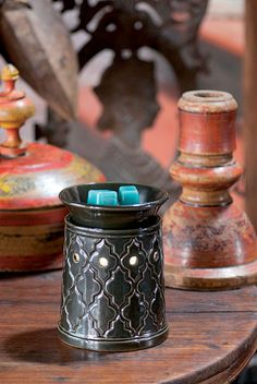 Morocco Scentsy Warmer. For more Scentsy warmers visit: https://gottahavethatwax.scentsy.us