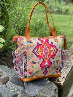 Vinrage Compass SirennCDB Vintage Textiles, Textile Art, Compass, Bags, Handbags, Bag, Totes, Hand Bags