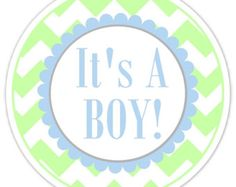Items similar to It's A Boy Tag, Baby Shower Tags, Favor Tags - It's A Boy Chevron Baby Shower Favors on Etsy Baby Shower Chevron, Deco Baby Shower, Baby Shower Labels, Baby Shower Favors, Baby Boy Shower, Baby Shower Invitations, Baby Showers, Juegos Baby Shower Niño, Dibujos Baby Shower
