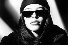 Aaliyah, she passed on my 21st birthday. Rest in peace