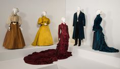 FIDM's 24th Annual Art of Motion Picture Costume Design Exhibition - Tyranny of Style