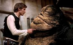 See The Truth Behind The New Star Wars Trailer. Watch Honest trailers funny take on the latest Star Wars Trailer! Saga, Star Wars Han Solo, Star Trek, Star Wars Episode Iv, Jabba The Hutt, War Film, Star Wars Images, George Lucas, Harrison Ford