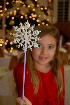 Snowflake wands by ester