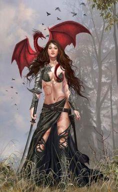 "Nene Thomas Dragon Witch Series ""Furionchires"