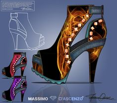 'MD' Massimo D'ascenzo Beautiful Designs.  https://www.facebook.com/pages/Massimo-Dascenzo-Luxury-Jewellery-Handbags/485052561622939
