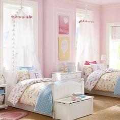 Giường bé gái Sylvia Kid