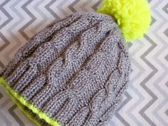 81468aeed 92 Best Baby Hats - Knit Cable & Pattern images in 2018 | Baby hats ...