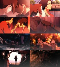 samurai champloo mugen and fuu | Samurai Champloo | Pinterest | Posts,  Samurai and Search