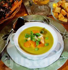 Lajos Mari konyhája - Zöldségkrémleves
