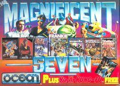 Listado de Videojuegos de Ocean Software | Commodore Spain