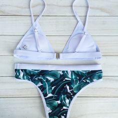 2016 femmes Sexy Push Up maillots de bain imprimer Bikini brésilien maillot de bain rembourrage maillot de bain Beachwear maillot de bain dans Bikinis Set de Accessoires et vêtements pour femmes sur AliExpress.com | Alibaba Group
