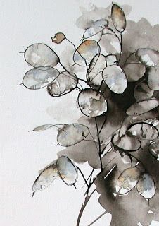 Seasons of mists. Abstract Watercolor, Watercolor And Ink, Watercolor Flowers, Watercolor Paintings, Watercolors, Watercolor Artists, Abstract Oil, Abstract Paintings, Oil Paintings