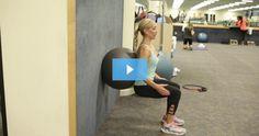 At home leg exercises