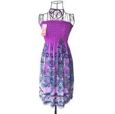 NEW Sexy Summer Beach Women Fashion Casual Long Beach print Boho Tee Dress Sundress Wholesale S M L