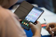 Reportan el estallido de otro modelo de teléfono Samsung -...