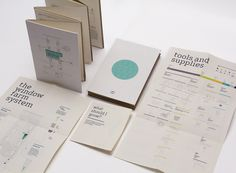 Window Farms: Information Design Book on Behance in Infographs and Annual Reports