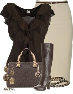 """""""Pencil Skirt"""" by jackie22 ❤ liked on Polyvore"""