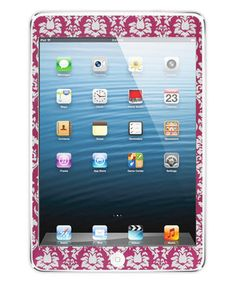 This Damask Screen Protector for iPad mini by Atomic9 is perfect! #zulilyfinds