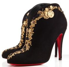CHRISTIAN LOUBOUTIN  Catch Me Brodee, $2,995