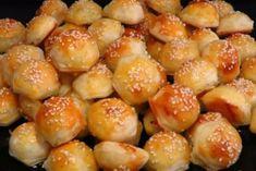 Шикарные мини пирожки с сыром и зеленью: закуска для болельщиков - Jemchyjinka.ru