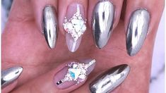 Everything TV - DIY, Makeup, Hairstyles, Nail Art, Bling Bling Glamour Nail Art Designs & Ideas | You'll Ever See!Credit:Instagram: @mimidoesnailshttps://www.instagram.com/mimidoesnails/Thumbnail: @classyclawshttps://www.instagram.com/classyclaws/____________________________________________________Bling Bling Glamour Nail Art Designs & Ideas | You'..., http://ourmall.com/r/YjeuEf