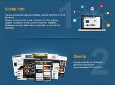 Ya está disponible Over-blog, la nueva plataforma de blogs integrada con la web social
